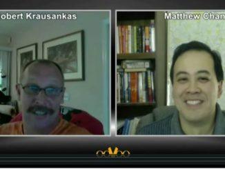 Robert Krausankas-Matthew Chan Co-hosts